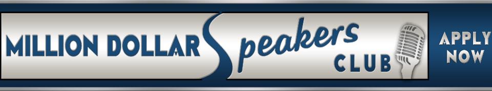 Millon Dollar Speakers Club
